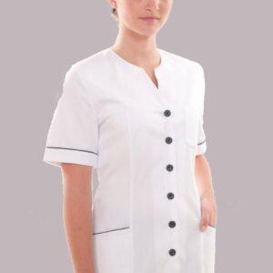 b074ec495bf Mia - Square neck tunic (NT260) - Coppingers - Uniform Specialists