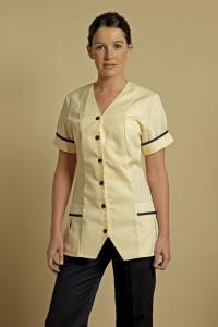 9b8ecce24b9 St. Vincents Cream V-Neck Tunic (Vin V) - Coppingers - Uniform ...