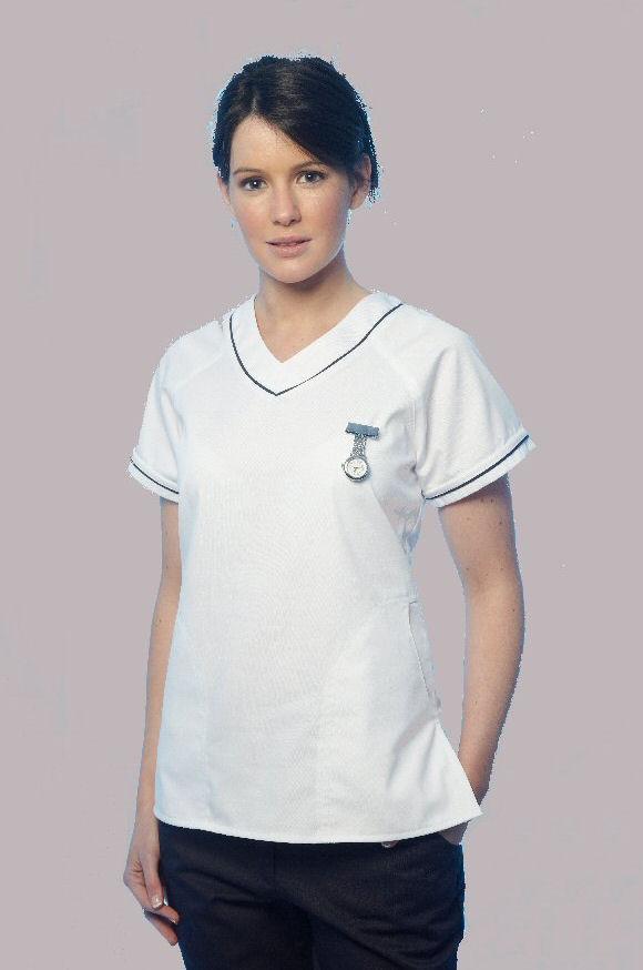4872e578b6c Nurses raglan sleeve Scrub (SRA200) - Coppingers - Uniform Specialists