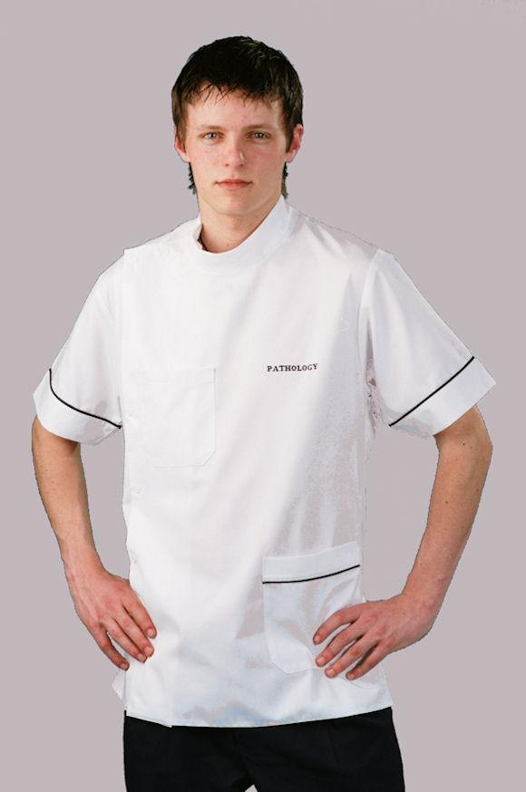 cd10afabbbe Gents Side fastening tunic (RT100) - Coppingers - Uniform Specialists
